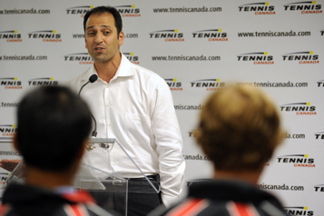 Tennis Canada La succession de Louis Borfiga désormais connue)