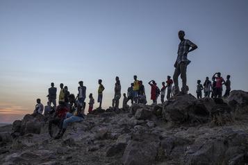 Éthiopie Offensive de l'armée sur la capitale du Tigré)