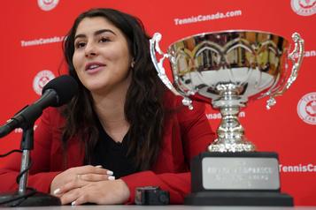Un autre honneur pour Bianca Andreescu