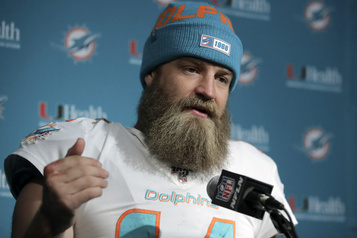 Dolphins-Jaguars: le vieux barbu contre le jeune moustachu jeudi soir)