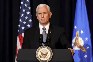 L'ex-vice-président Mike Pence s'est fait poser un stimulateur cardiaque)