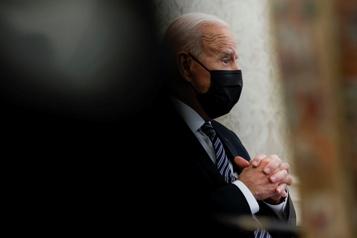 Biden prononcera son discours présidentiel devant le Congrès)