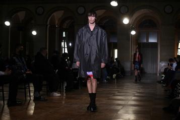 Fashion week de Paris Jupes pour tous!