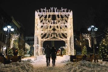 Parcours extérieur À la découverte des trésors du Vieux-Montréal)