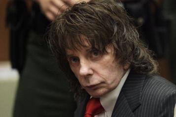 Le producteur Phil Spector meurt à 81ans en prison)