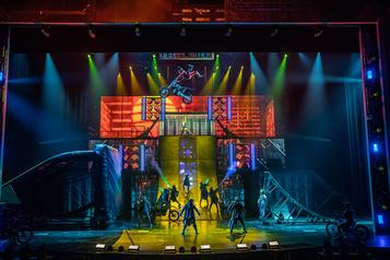 R.U.Nà Las Vegas: le Cirque du Soleil mise sur le «spectacle d'action»
