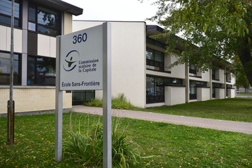 Éclosion dans une école primaire de Québec  L'école Sans-Frontière fermée pour deux semaines )