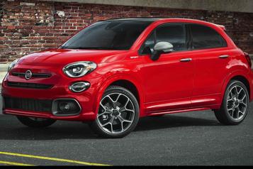 Banc d'essai  Fiat500X: une seconde chance pour le VUS venu d'Italie)