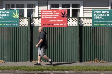 Les Néo-Zélandais favorables à la légalisation de l'euthanasie, divisés sur le cannabis)