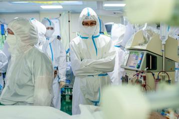 COVID-19 Nouveau record de cas à Moscou pour le deuxième jour consécutif)