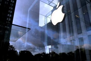 Apple répare une faille informatique liée au logiciel d'espionnage Pegasus)