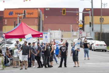 Port de Montréal Les employeurs maritimes modifient les horaires des débardeurs)