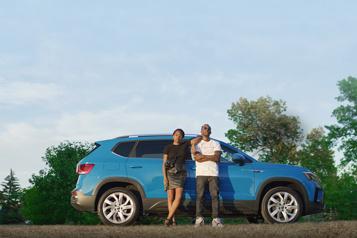 Volkswagen Canada - J'te passe les clés / épisode 1 Le Taos de Volkswagen : toujours partant pour explorer Montréal autrement )