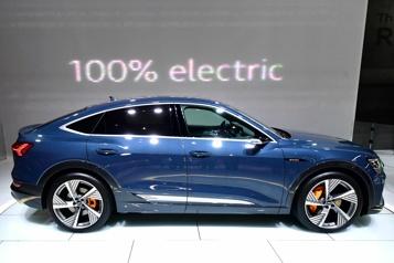 Audi prépare la fin du moteur à combustion d'ici 2033)