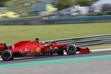 F1: La Ferrari «n'est pas compétitive», dit le grand patron)