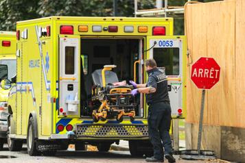Estrie Un face-à-face fait deux blessés graves à Cleveland