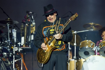 Santana et Earth, Wind & Fire au Centre Bell le 11 août
