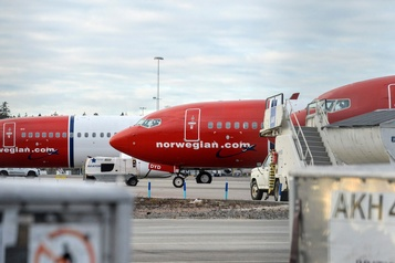 Norwegian va rouvrir 76lignes en Europe)