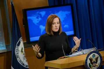 Maison-Blanche Joe Biden nomme une équipe de communication entièrement féminine)