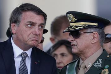 Jair Bolsonaro s'en prend à Brigitte Macron