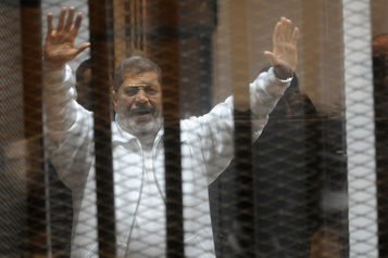 Mort de l'ex-président égyptien: un «assassinat arbitraire», selon l'ONU