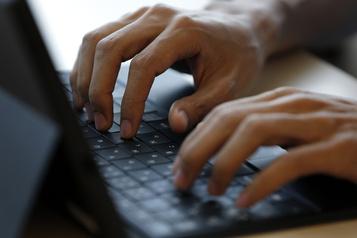 Des classes en ligne perturbées par des gens malintentionnés)