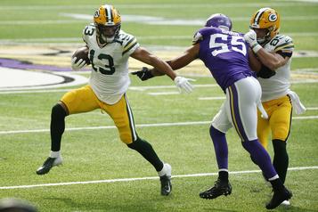 NFL Les Vikings privés d'Anthony Barr pour le reste de la saison)
