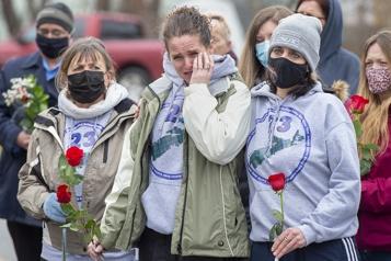 La Nouvelle-Écosse commémore les victimes de la tragédie de Portapique)