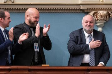 L'Assemblée nationale rend hommage àDenis Lessard