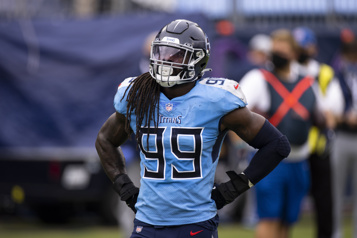 Jadeveon Clowney se joint aux Browns)