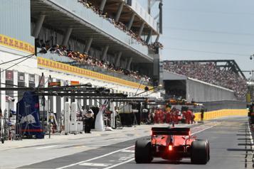 Bell devient le promoteur du Grand Prix)