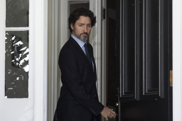 Ottawa espère «recommander» une application de traçage)