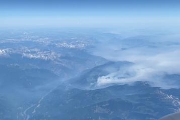Incendies de forêt La situation se stabilise en Colombie-Britannique)