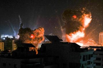 Offensive diplomatique Pas de répit à Gaza, en Israël et en Cisjordanie)