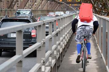 Les préjugés contre les cyclistes perdurent à Québec