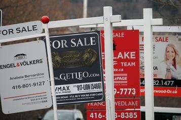 Hausse de 12% des prix des maisons en juin à Toronto)