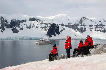 Antarctique: un bout du monde à protéger