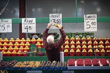 Les marchés publics de Montréal dévoilent leurs mesures)