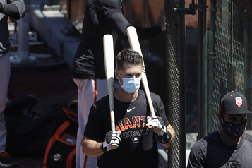 Giants: Buster Posey choisit de ne pas jouer cette saison)