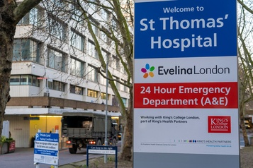 Coronavirus: plus de 100morts en un jour au Royaume-Uni