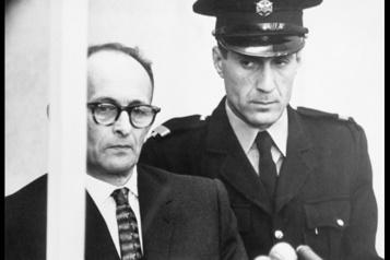 Le logisticien de la mort Il y a 60 ans, le procès du criminel nazi Adolf Eichmann s'ouvrait)