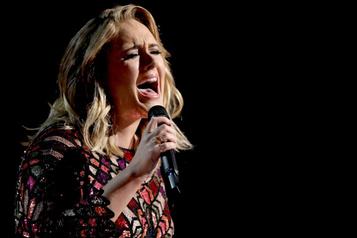Le nouvel Adele en septembre