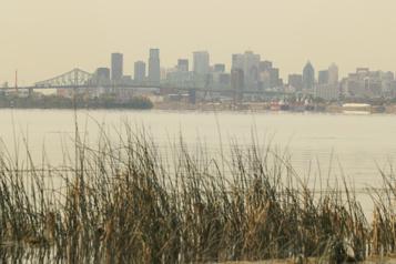 Le sud du Québec touché par un épisode de smog )