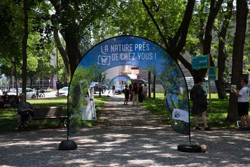 Découvrir la nature dans un parc près dechez vous avec Espace pour la vie)