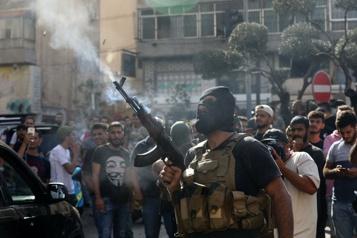 Violences à Beyrouth La tension reste vive en plein jour de deuil