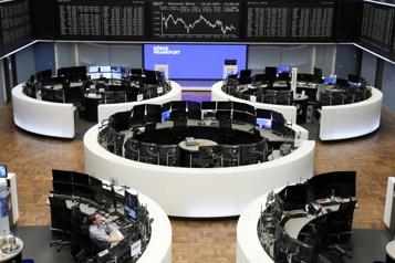 Les Bourses mondiales mises sous pression par le marché obligataire)