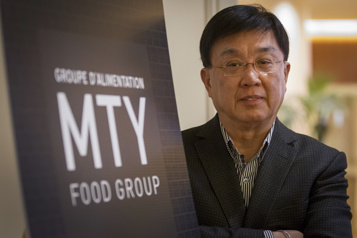 Le président de MTY vendra 880000 actions)