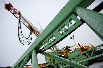 Perte de 28,5millions pour Precision Drilling)