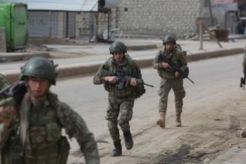 Syrie: trois soldats turcs tués à Idlib