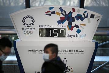 Jeux de Tokyo et COVID-19: trop tôt pour s'alarmer, dit l'OMS